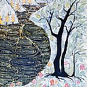 Lothlorien  Art Print