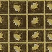 Lotus In 16 Bits Art Print