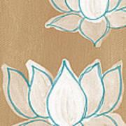 Lotus Serenity Art Print
