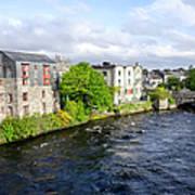 Lough Corrib Galway City Ireland Art Print
