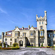 Lough Eske Castle - Ireland Art Print