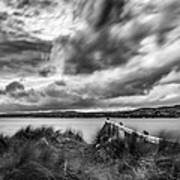 Lough Foyle View Art Print