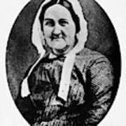 Louisa Whitman (d Art Print