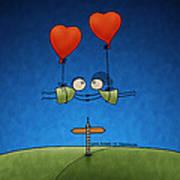 Love Beyond Boundaries Art Print