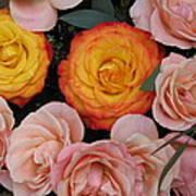 Love Bouquet Art Print