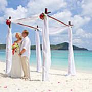Love Ceremony Art Print