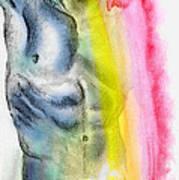 Love Colors - 4 Art Print