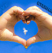 Love Eternally.... Art Print