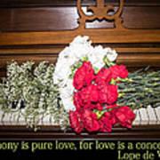 Love In Harmony Art Print