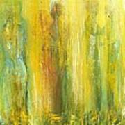 Love In Yellow Art Print