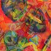 Love Lessons Art Print