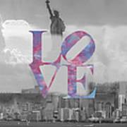 Love - New York City Art Print