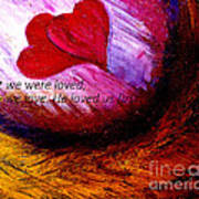 Love Of The Lord Art Print