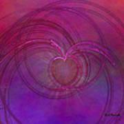 Love Of The Universe Art Print
