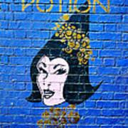 Love Potion Diagon Alley Art Print