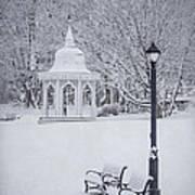 Love Through The Winter Art Print