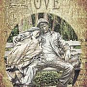 Love Unending Art Print