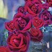 Loveflower Roses Art Print