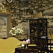 Lovely Room At Winterthur Gardens Art Print