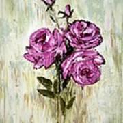 Lovely Roses Art Print