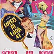 Lovely To Look At, Us Poster Art, Top Art Print