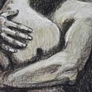 Lovers - Never Let Me Go Art Print