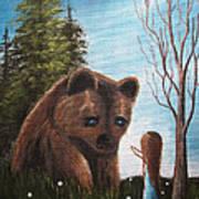 Loving All God's Creatures By Shawna Erback Art Print by Shawna Erback