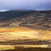 Low Cloud Over Highlands Art Print