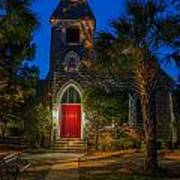 Lowcountry Church Art Print