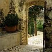Lower Preveli Monastery Crete 3 Art Print