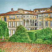 Lucca 03 Art Print