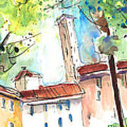 Lucca In Italy 06 Art Print
