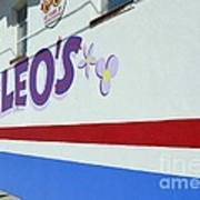 Lucky Leo's Art Print