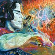 Lullabies For Nebulas Art Print