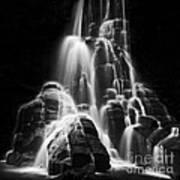 Luminous Waters I Art Print