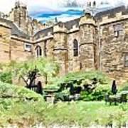 Lumley Castle Art Print