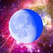 Lunar Magic Art Print