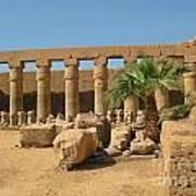 Luxor Egypt Art Print
