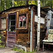 Luxury Ski Lodge In Telluride Co Dsc07461 Art Print