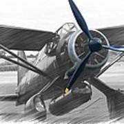 Lysander In Readiness Art Print