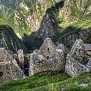 Macchu Picchu - Peru - South America Art Print
