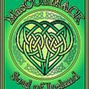 Maccormack Soul Of Ireland Art Print