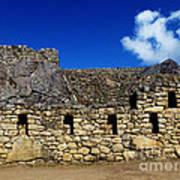Machu Picchu Peru 13 Art Print