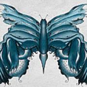Madam Butterfly Art Print