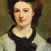 Madame Charles Garnier Art Print