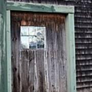 Madeline's Barn - Light In The Dark Print by Nina-Rosa Duddy