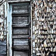 Madeline's Barn Art Print