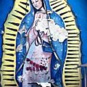 Madonna Painting Art Print
