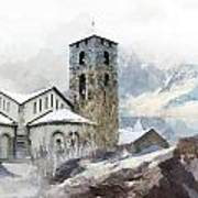 Madriu Perafita Claror Valley Art Print