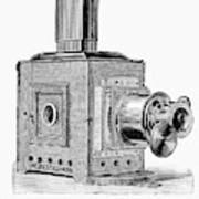Magic Lantern, 1891 Art Print